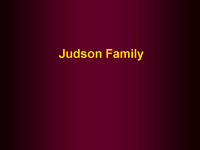 Families - Judson