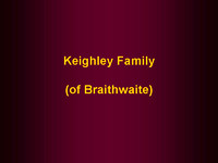 Families - Keighley