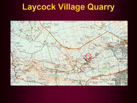 Quarries - Laycock Village